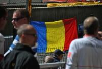 Franchorchamps – poze din timpul cursei Porsche GT şi dinainte de startul F1