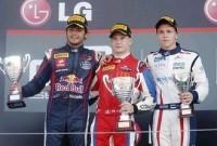 Pirelli: Robert Vișoiu câștigător la Hungaroring