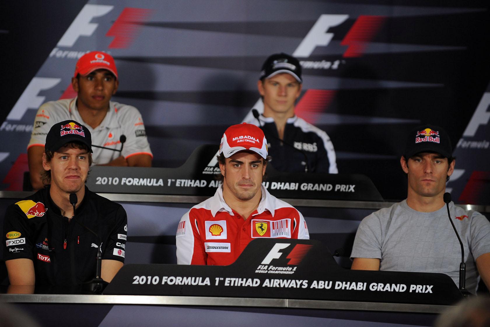 Clasamentul F1 Manager al piloţilor şi lupta din interiorul echipei în sezonul 2013
