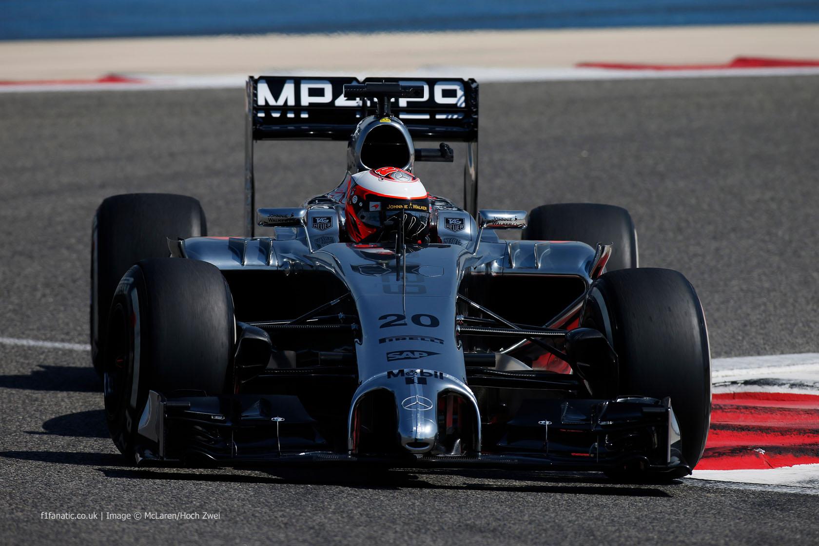 McLaren în faţă în a doua zi de teste de la Bahrain