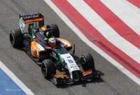 Joi la Bahrain, Perez în față