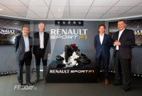 "Divizia de motoare de F1 a Renault de la Viry – Chatillon ""de vânzare"""