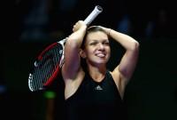 """Simona Halep în finala turneului campioanelor: """"Mă simt incredibil, am făcut meciul perfect"""""""