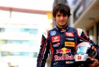 Carlos Sainz Junior la Toro Rosso din 2015