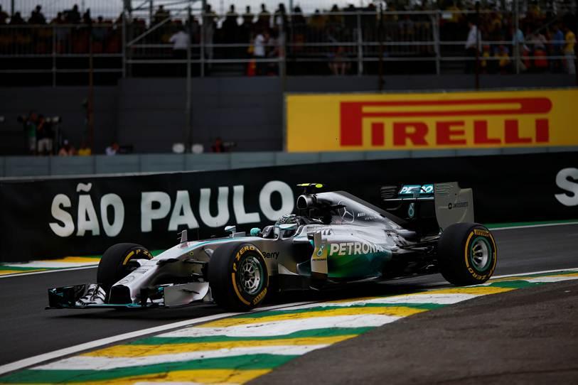 Analiza Pirelli asupra calificărilor din Brazilia