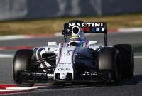 Testul 3, ziua 3, Spania 2015 – Massa conduce cu 0,014s în faţa lui Raikkonen