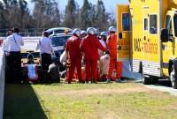 Speculații în urma accidentului suferit de Alonso – actualizat