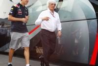 """Bernie Ecclestone îşi exprimă supărarea: """"Unii piloţi printre care şi Vettel cred că singura lor treabă este să conducă o maşină rapidă"""""""