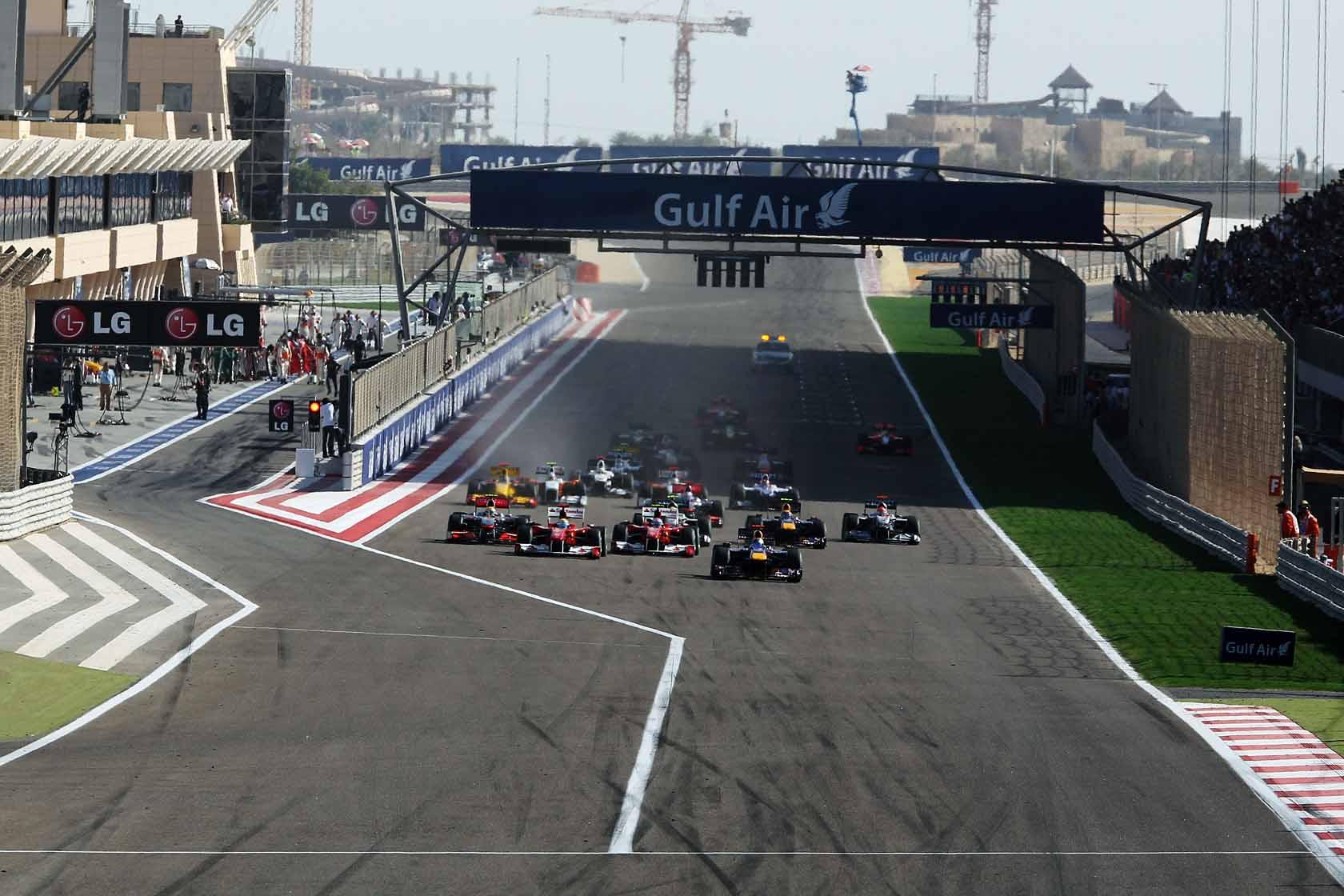 Ce ne așteaptă la Sakir, Bahrain în 2015?