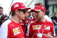 Vettel îl vrea pe Raikkonen coleg la Ferrari şi anul viitor