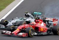Punctele de penalizare ale piloților din Formula 1