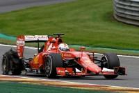 """Sebastian Vettel: """"nu este vina echipei, strategia nu a fost una riscantă"""""""