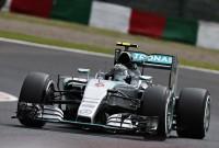 Cursa de la Suzuka dominată din nou de Hamilton de la al doilea viraj până la sfârşit