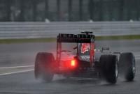 Prima sesiune de antrenamente din Japonia s-a desfăşurat pe ploaie
