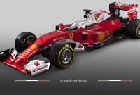 Ferrari şi-a lansat astăzi monopostul pentru sezonul 2016