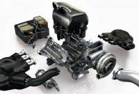 Numărul de componente ale motorului folosite de piloţi