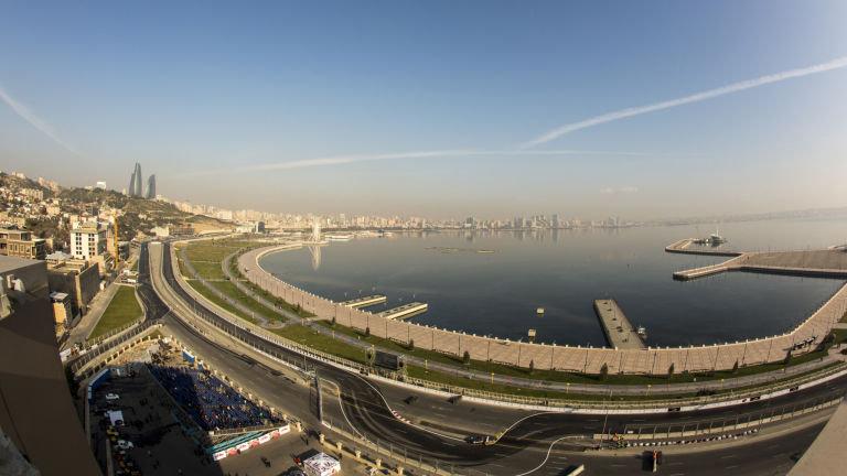 Predicția pentru cursa de la Baku, Azerbaijan