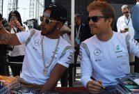 """Hamilton: """"Suprinzător, mă înţeleg foarte bine cu Nico"""""""