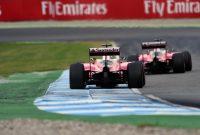Selecţiile participanţilor la concursul Play F1 Manager pentru cursa din Germania