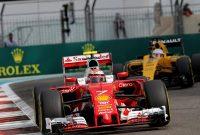 Ultimele antrenamente din Abu Dhabi dominate de Ferrari