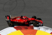 Calificările din Rusia 2017 câştigate de Ferrari!