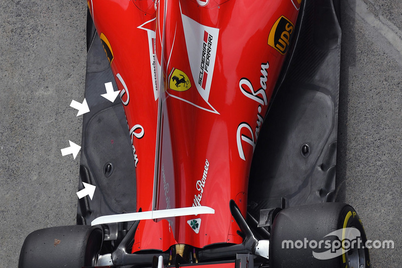 Ferrari a venit în Bahrain cu inovaţii majore