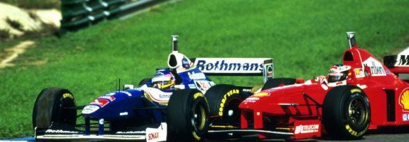"""Jacques Villeneuve despre incidentul dintre Vettel şi Hamilton: """"Cui îi pasă?"""""""