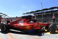 Calificările din Ungaria: Ferrari pe prima linie