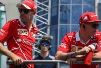 Dublă în Ungaria pentru Ferrari