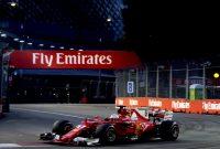 Calificările Marelui Premiu de Formula 1 din Singapore