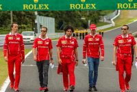 Bizarul accident dintre Vettel și Stroll – video